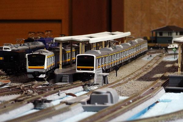 [★ TOMIX 92794 JR 209系通勤電車 (南武線) セット ]