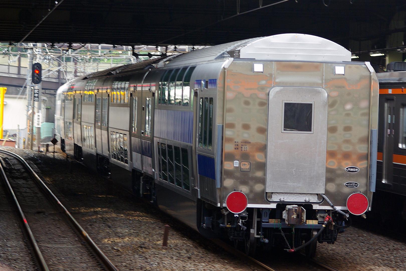 甲種輸送 56列車 (9771レ) EH200-5+E531系 (サロE531・サロE530) 6両