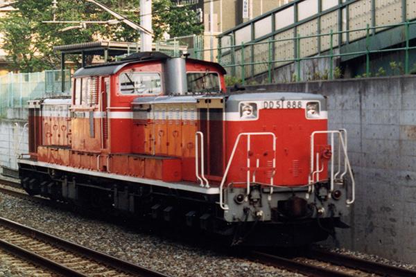 DD51 888