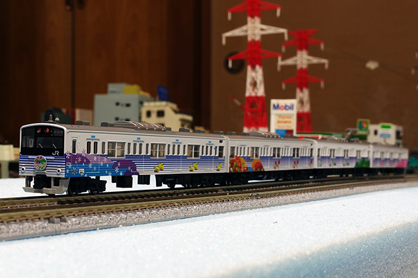 [★ KATO 10-919 201系 四季彩 (新色) ]