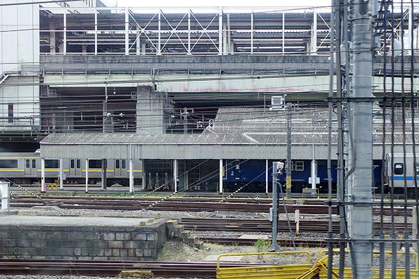 クモヤ 143-11 (大宮工場)