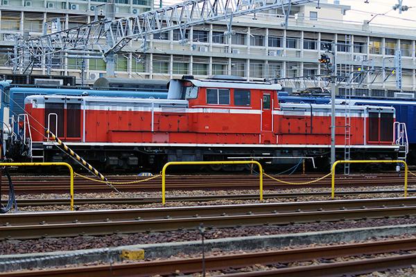 DD51-1185 愛知機関区にて