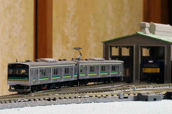 鉄道コレクション JR205系南武支線 2両セット