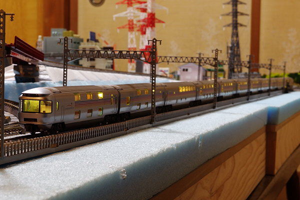 KATO 10-1336 E26系「カシオペア」12両セット