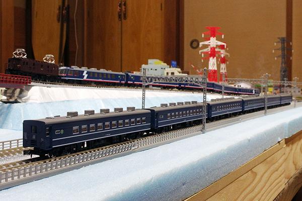 KATO 10-334 スロ81系 お座敷客車 6両セット