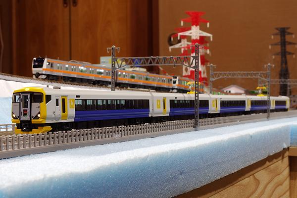 KATO 10-1282 E257系500番台 5両基本セット