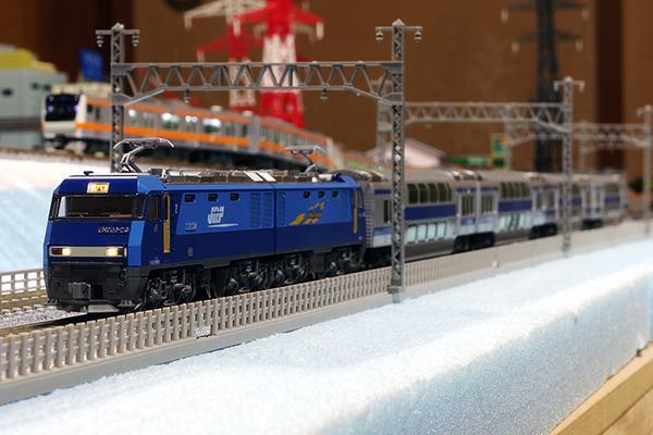 KATO 10-527 E531系 (常磐線) サロE530/E531 2両セット