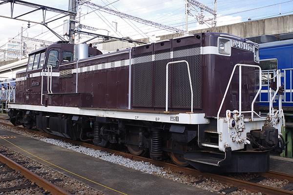 DE10-1705 (高崎鉄道ふれあいデー)