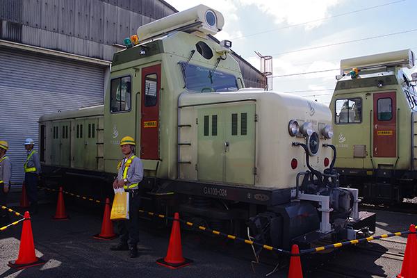 (高崎鉄道ふれあいデー)