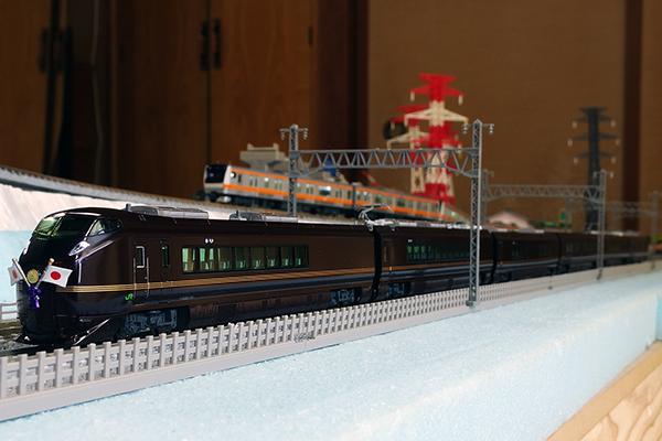 KATO 10-1123 E655+4935-1 特別車両