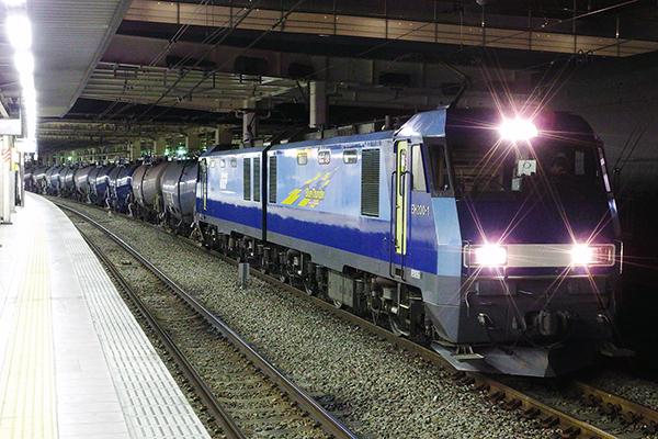 EH200-1 立川駅待避線 5461レ