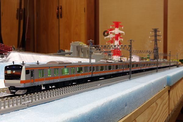 E233系 0番台 中央線 (T編成) 4両増結セット