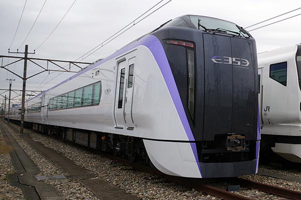 E353系 S102編成 (豊田車両センターまつり 2017)