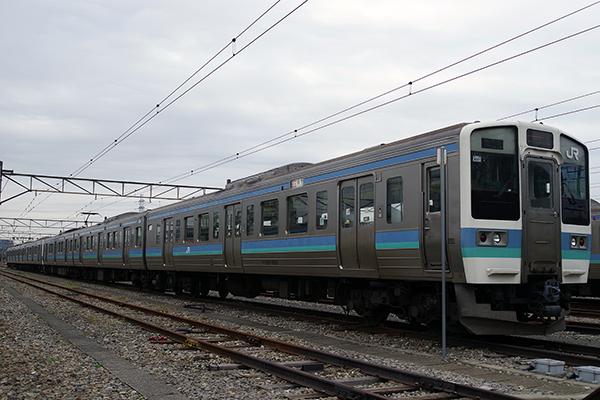 211系1000番代 N321編成 (豊田車両センターまつり 2017)