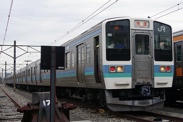 211系 2000番代 N614編成 (豊田車両センターまつり 2017)
