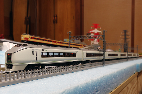 KATO 10-173 KATO 10-173 651系「スーパーひたち」7両基本セット