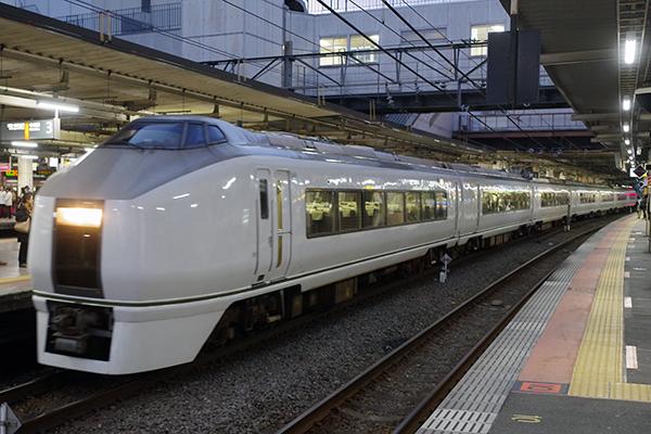 ぶらり高尾散策号 立川駅 3番線