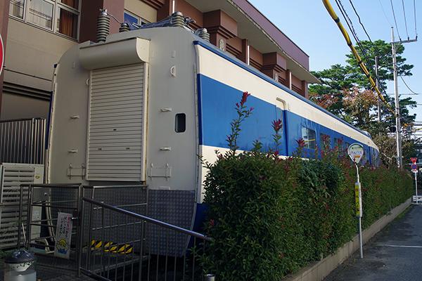 951形試験車両 951-1 国分寺市ひかりプラザ新幹線資料館