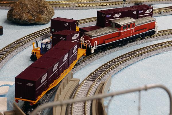 国産鉄道コレクション Vol.06 DD51形液体式ディーゼル機関車500番台