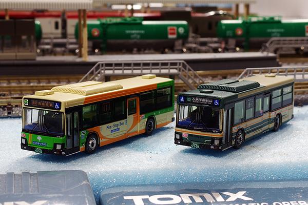 わたしの街バスコレクション 東京都交通局・西武バス