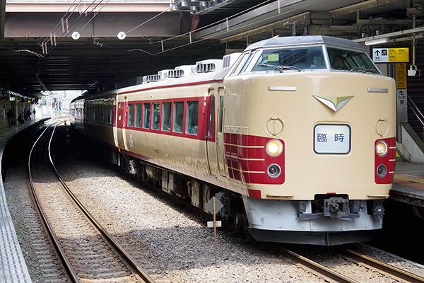 189系 豊田車両センター M51編成 (立川駅 4番線)