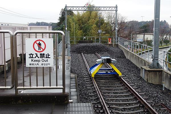 芝山鉄道 芝山千代田駅