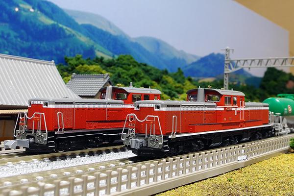 KATO 7008-6 DD51 800番台
