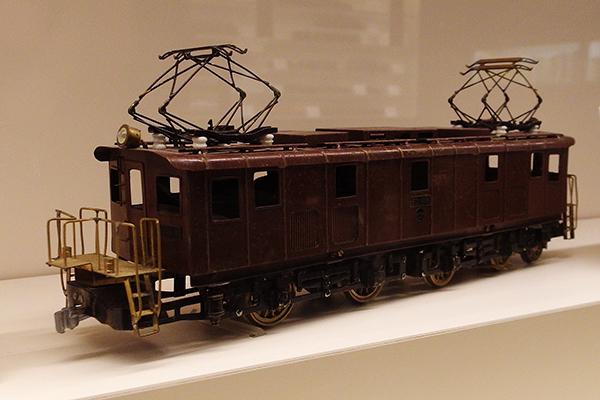 原鉄道模型博物館収蔵 ED16