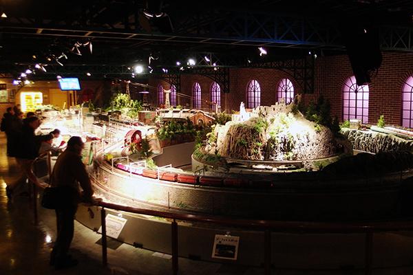 原鉄道模型博物館「いちばんテツモパーク」
