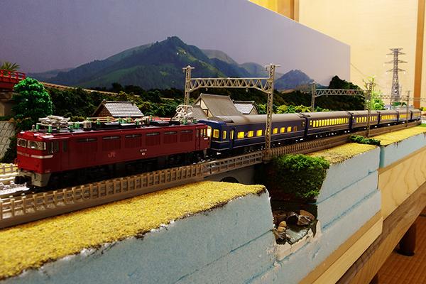 TOMIX 98626 JR 14系15形特急寝台客車 (富士/はやぶさ) セット