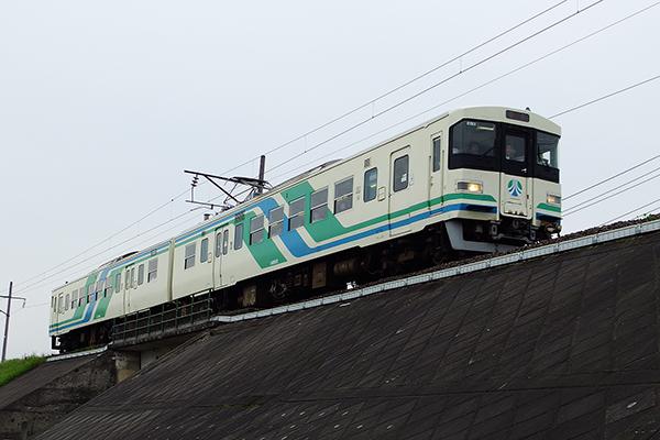 阿武隈急行 8100系電車