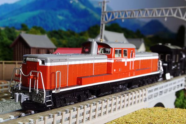 KATO 7008-6  DD51 800番台  改造 DD51888