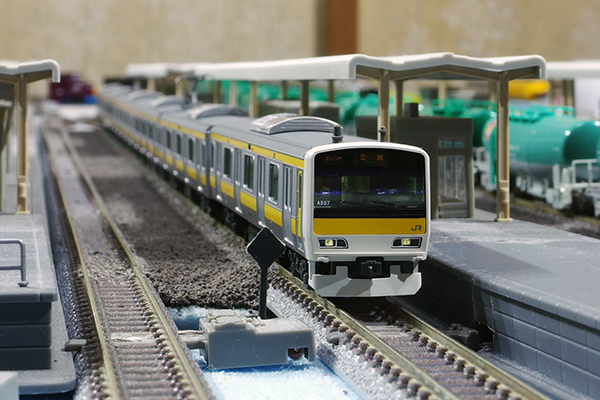 KATO 10-1461 E231系500番台 中央 ・ 総武緩行線 6両基本セット