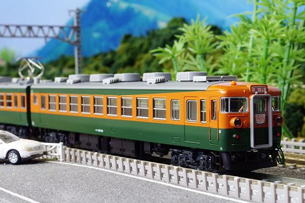 KATO 10-1389 165系 急行「アルプス」8両セット