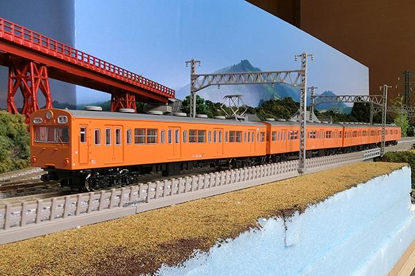 鉄道コレクション 国鉄 101系中央線 4両セット