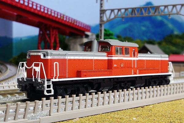 TOMIX 2213 国鉄 DD51 800形 ディーゼル 機関車