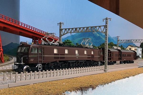 KATO 3038 EF58 61