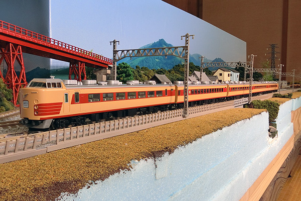 TOMIX 92518 183系1000番台特急電車 基本セット