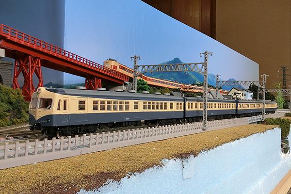鉄道コレクション 国鉄70系中央東線 4両セット