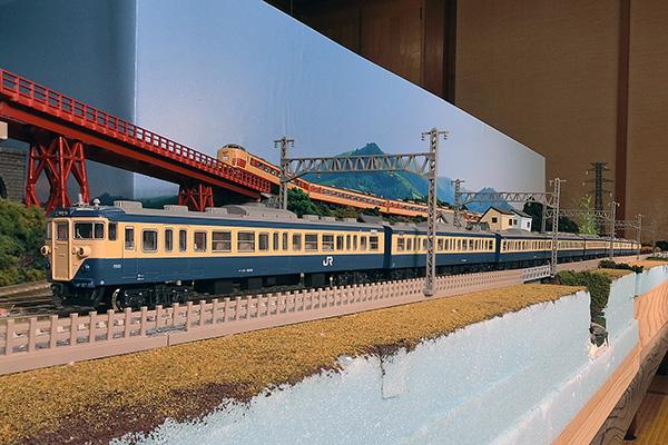 KATO 10-195 113系1500番台 (横須賀線色) 8両基本セット