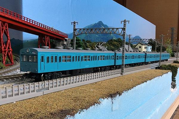 KATO 10-361 103系 一般形ブルー 4両セット
