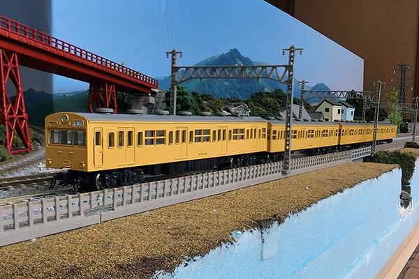 KATO 10-364 103系 一般形カナリア 4両セット