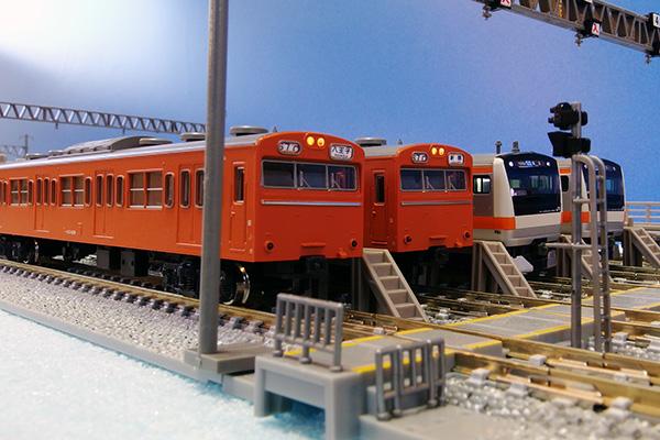 KATO 10-312 新103系 オレンジ 4両セット