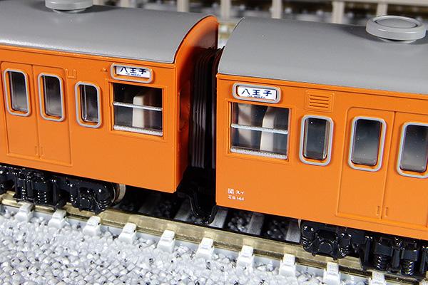 KATO 10-312 新103系 オレンジ