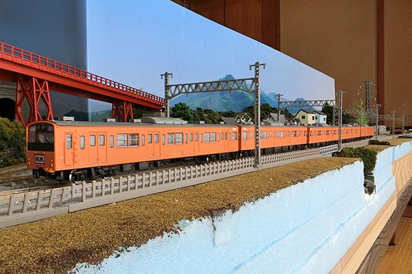 TOMYTEC 鉄道コレクション「国鉄201系中央線」900番代試作編成5両セットB
