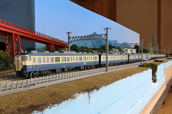 TOMIX 8942 JR電車 サロ124形 (横須賀色)