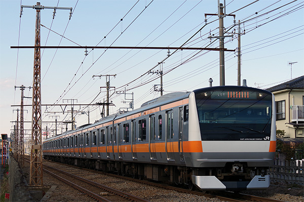 9352M 快速「青梅 奥多摩号」