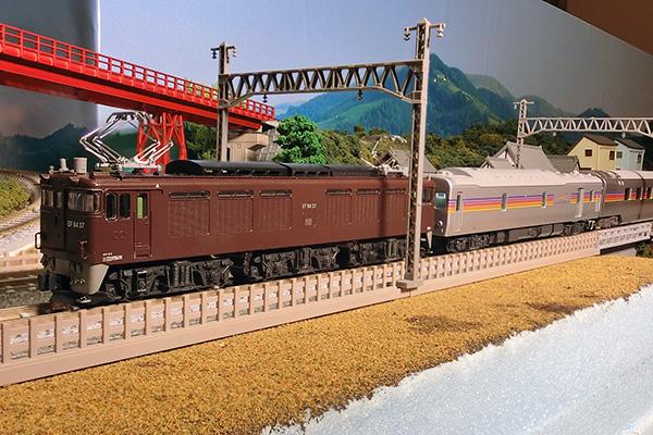 TOMIX 8541 カヤ27-500形 (カシオペア)(M)