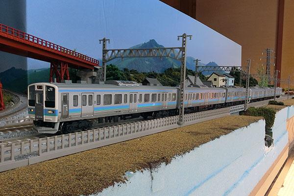 KATO 10-1212 211系3000番台 長野色(スカート強化形) 3両セット