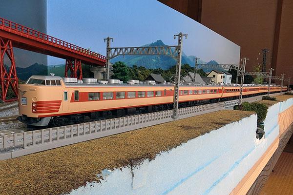 TOMIX 92518 183系1000番台特急電車 基本セット+TOMIX 98975 183系 0番台 特急電車 登場時 セット 9両セット